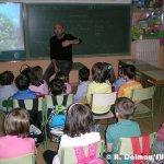 Charlas a escolares