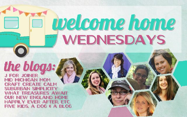 Welcome Home Wednesdays #40