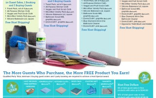 December 2017 Norwex Host Rewards