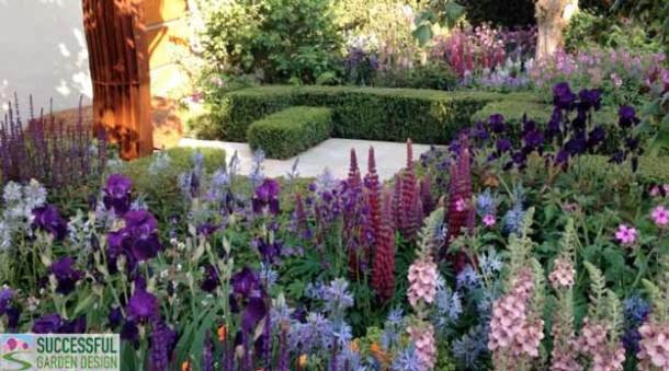 Chelsea flower show 2015 top trends to transform your garden for Successful garden design