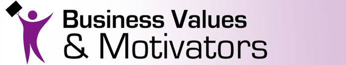 Business Values & Motivators