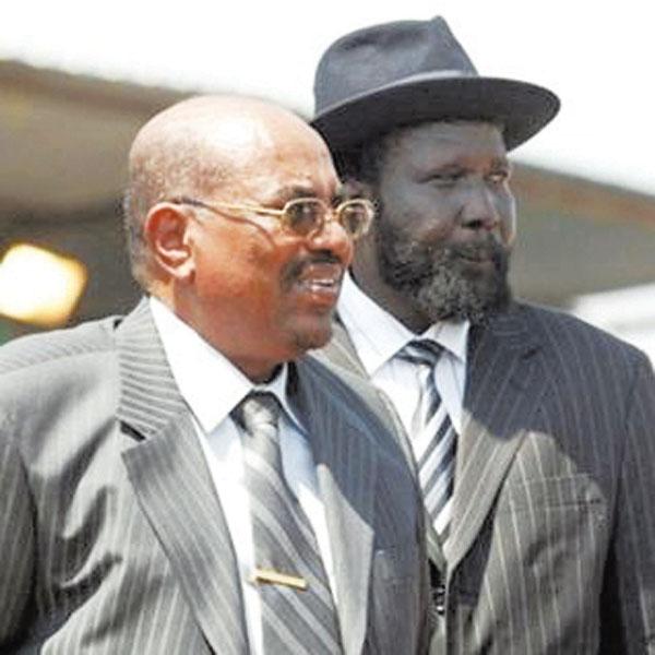 السودان يتفق مع جوبا على نزع السلاح من منطقة «أبيي»