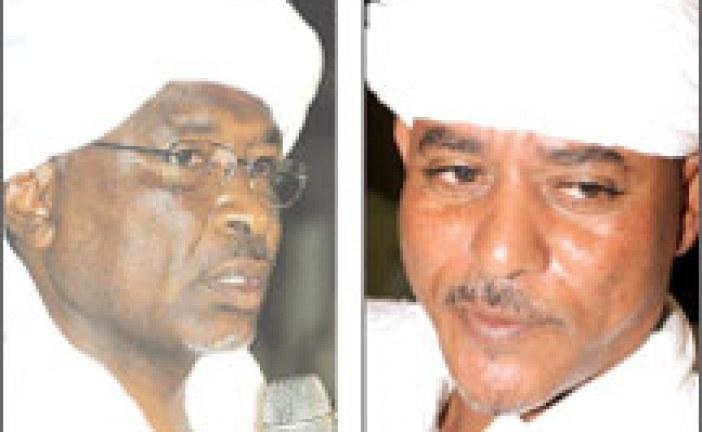 موسى هلال يتهم كبر بإثارة النعرات القبلية ويحمّله مسؤولية أحداث شمال دارفور