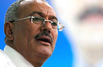 علي عبدالله صالح يصف الحوثيين بالأغبياء