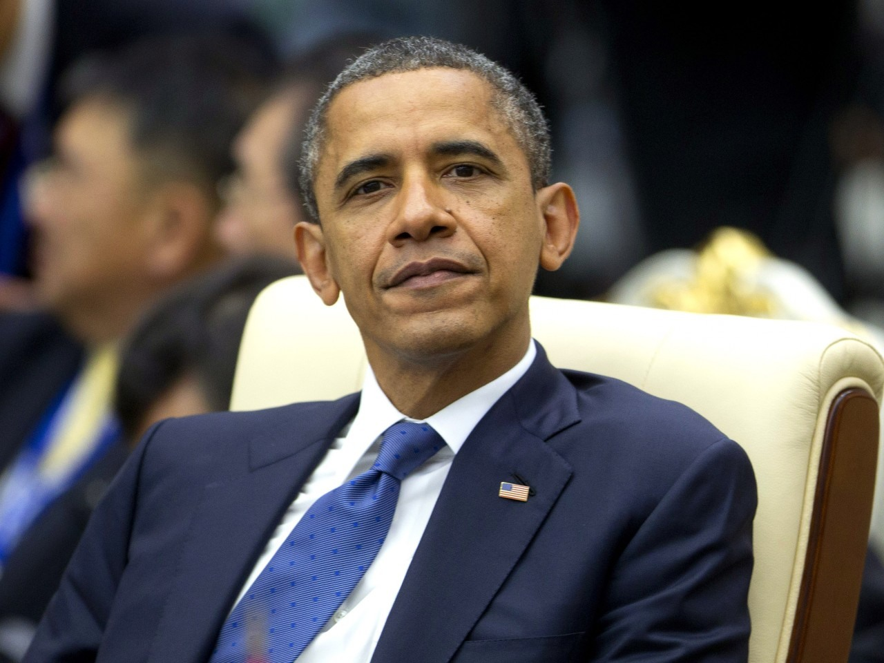 """أوباما يشتكي من جودة """"واي- فاي"""" في البيت الأبيض"""