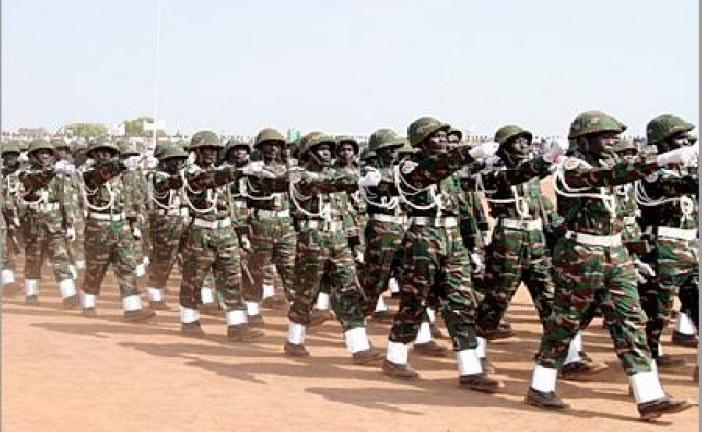 الجيش: سنضرب بالزخيرة مزعزعي الأمن