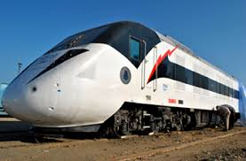 اصطدام قطار بعربة فيستو في شندي
