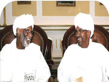"""""""الناجي عبد الله"""": """"الترابي"""" كان يثق في الرئيس """"البشير"""""""