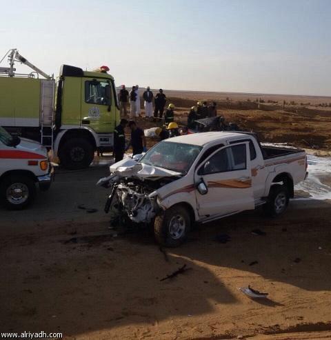 المرور : 7 وفيات يومياً بسبب الحوادث