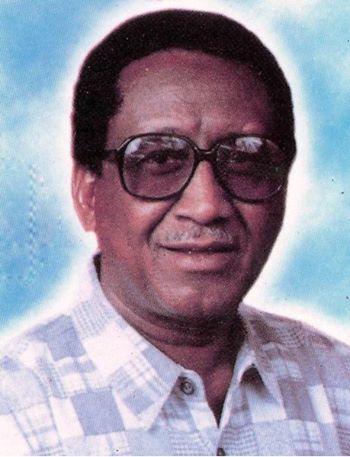 النيل الأزرق تمنح الفنان محمد ميرغني لوحة شرف