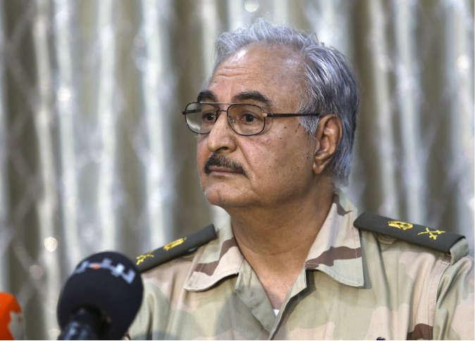 حفتر: موقف السودان ممتاز وهناك من يحاول الوقيعة
