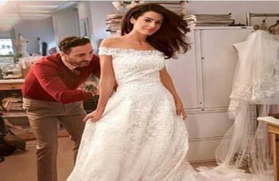 يطلق زوجته بعد انفاقها 150 الف درهم على فستان الزفاف