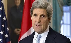 كيري: يجب إنهاء نظام الأسد