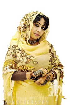 نسرين هندي: أنا إنسانة محرجة للغاية