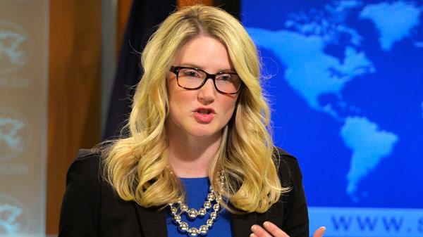 """مسؤول تركي يصف متحدثة أميركية بـ""""الشقراء الغبية"""""""