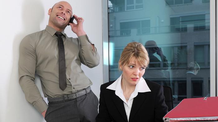 """عندما يغضب الموظفون.. """"يتبهدل"""" المدراء"""