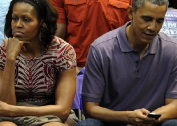 أوباما: كنت سأطلق ميشيل