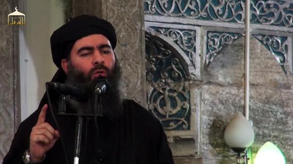 """هل أعدم خليفة """"داعش"""" صديقه بتهمة محاولة الانقلاب؟"""