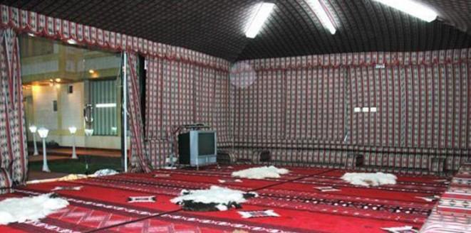إقتراح بيوت الشعر لحل أزمة السكن يثير السخرية في السعودية