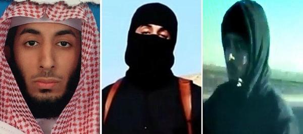 """سفاح """"داعش"""" يكشف وجهه ويهدد بقطع الرؤوس في لندن"""