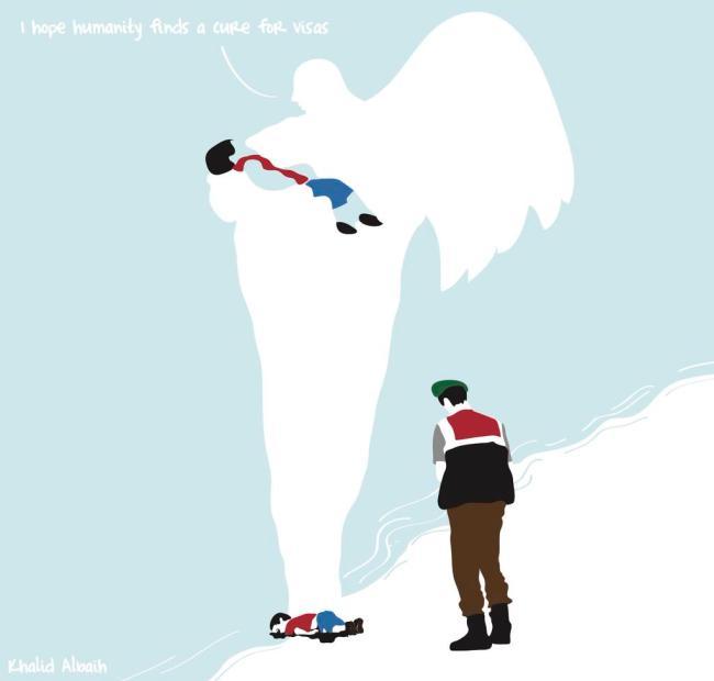 من هو الطفل السوري الغريق الذي هزّ العالم؟ 550ca452-a577-4bb0-ad8b-f6f5f1dee086