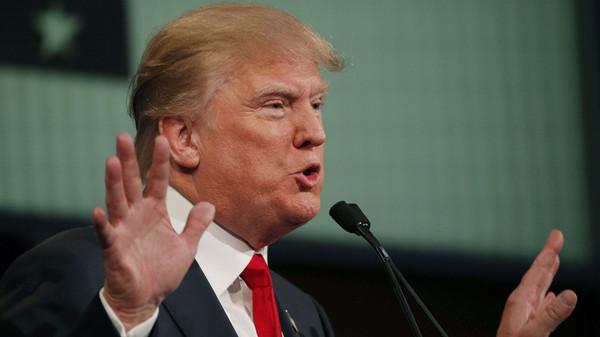 المرشح لرئاسة أميركا دونالد ترامب : سأغلق بعض المساجد إذا فزت