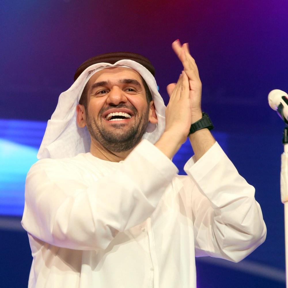 الفنان حسين الجسمي يغرد: أدام الله السيسي على حكم مصر وحفظه للعرب والعروبة