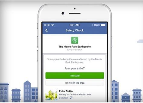 فيسبوك تفعل خاصية «الطمأنة» بعد تفجير نيجيريا بسبب الانتقادات