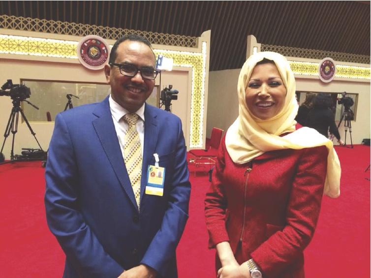 سوداني : ينافس على جائزة البوكر للرواية العربية