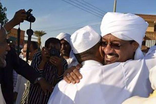محمد عبد الماجد : عودة شيخ الأمين