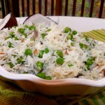 Light & Healthy Coconut Rice Pilaf