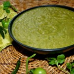 Green curry paste 1