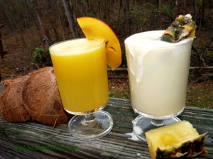 coconut water smoothies 2