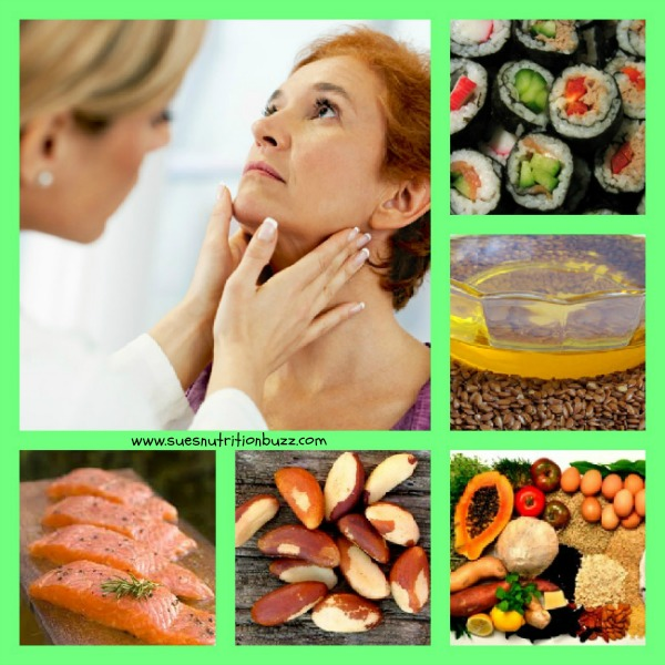 thyroid foods