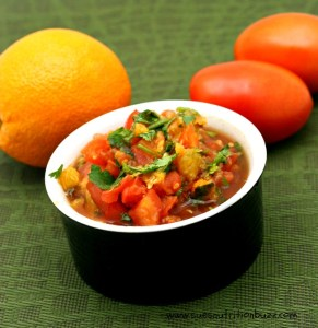 Orange Salsa