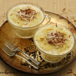Pineapple Coconut Rice Pudding