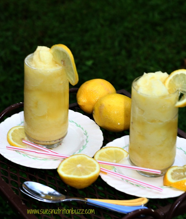 pineapple slushy
