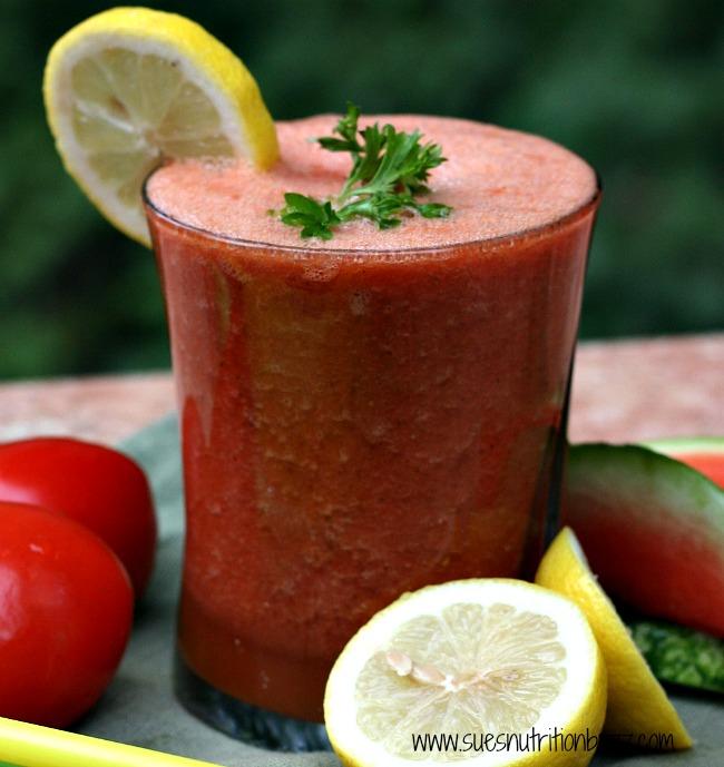 watermelon tomato juice