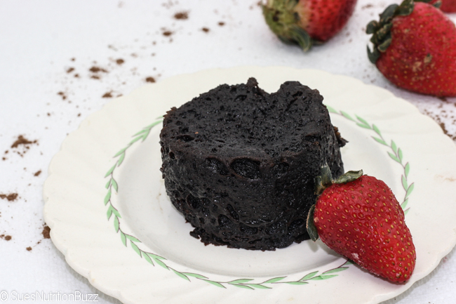 Flourless chocolate cake-8965