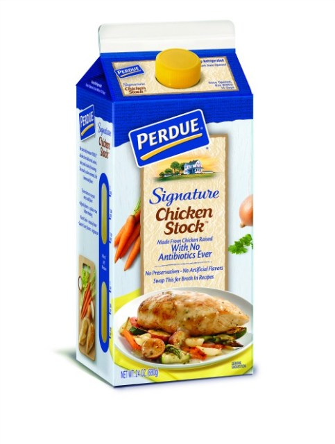 Perdue Signature Chicken Stock Carton