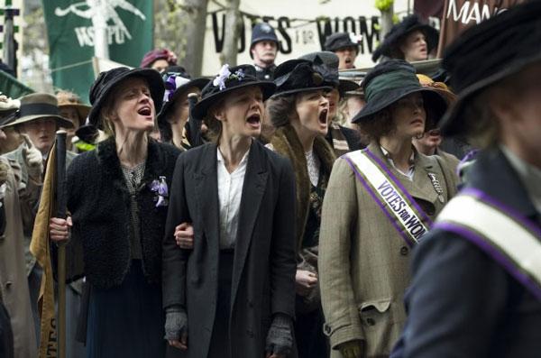 """Centennial of Suffragette Arson in 2014, plus """"Suffragette"""" film update"""