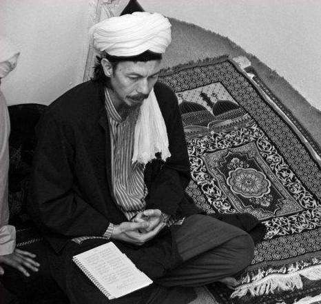SH RAJA e1336130153709 Shaykh Raja Ashman berada di Maqam Arbaen! Maulana Shaykh Nazim menjelaskan