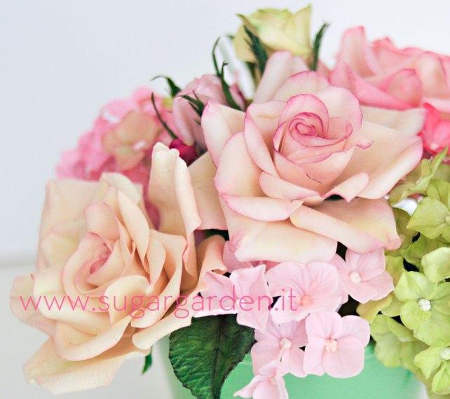 Rose & Ortensie