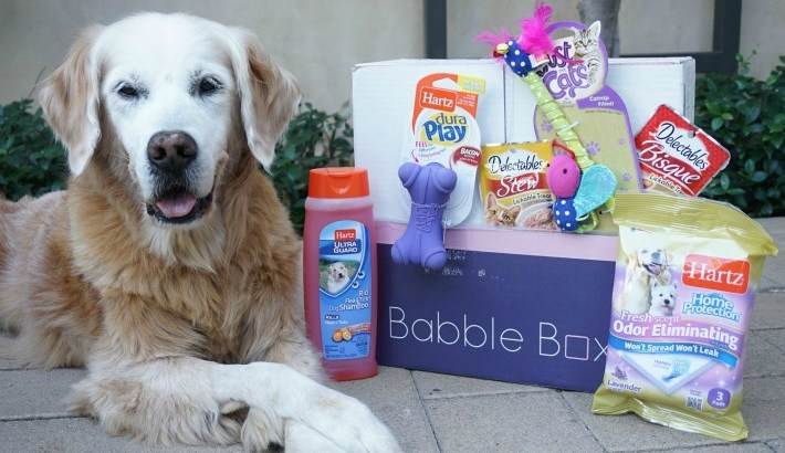 Special Surprise Pet Gifts #BabbleBoxx