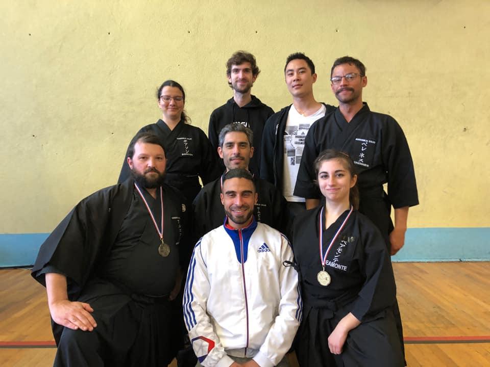 Championnats de France Iaido 2019