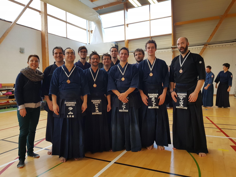 Compétition: le shiaï-jo… mais pas que!