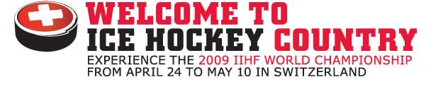 Championnat du monde de Hockey sur glace image logo Suisse Berne Kloten