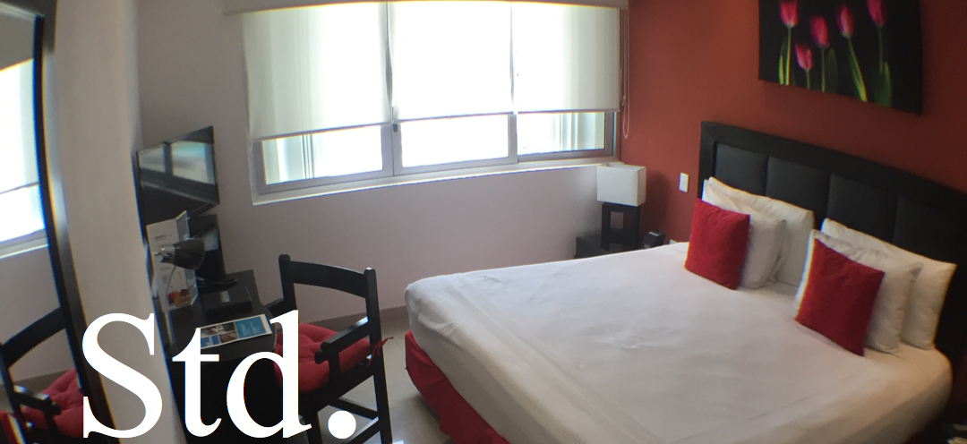 Junior Suite en Suites Malecon Cancún