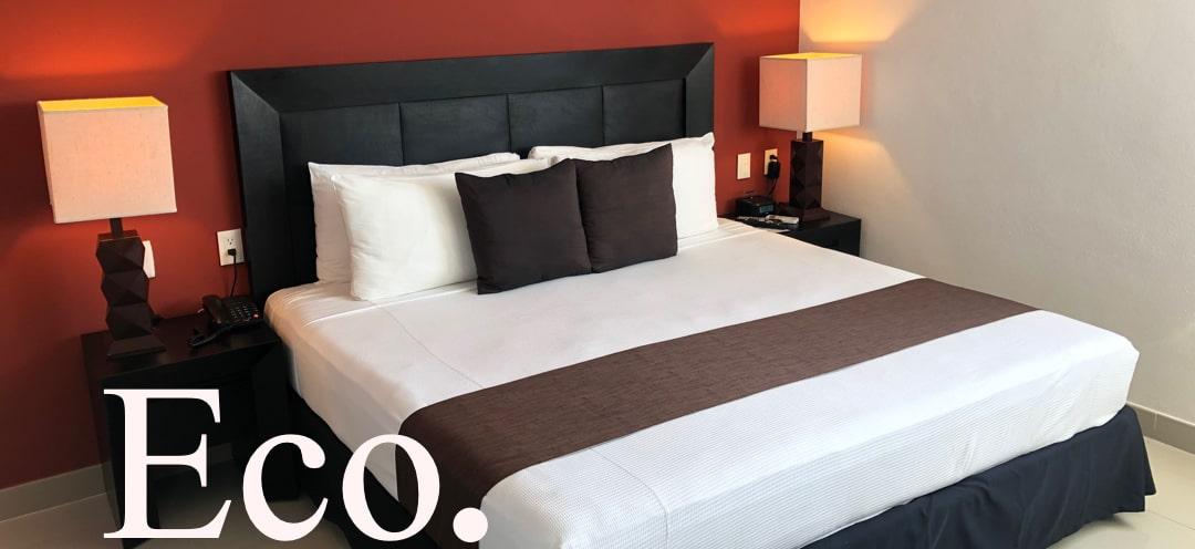 Eco en Suites Malecon Cancún