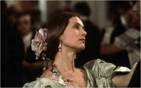 Madame Bovary 1991 réal : Claude Chabrol Isabelle Huppert Collection Christophel
